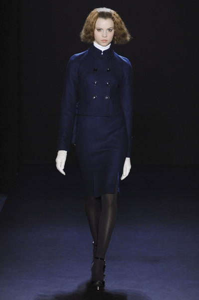 Akiko Ogawa at New York Fall 2008