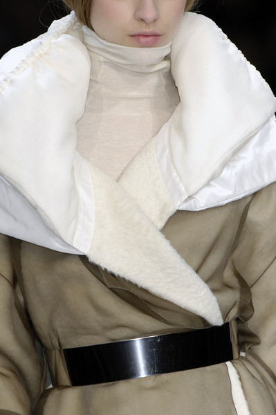 Akris at Paris Fall 2007 (Details)