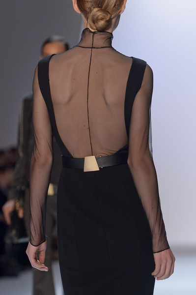 Akris at Paris Fall 2013 (Details)