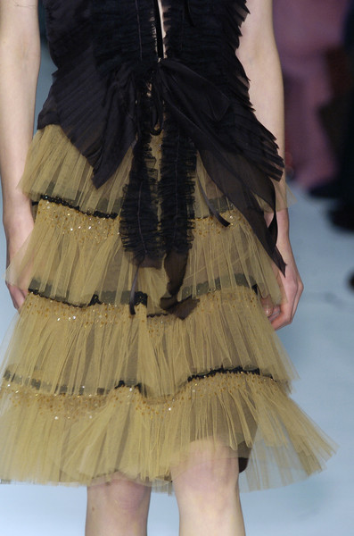 Alberta Ferretti at Milan Fall 2005 (Details)
