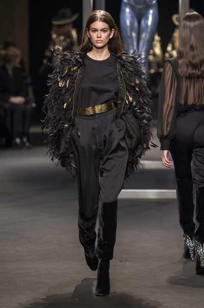 Alberta Ferretti At Milan Fashion Week, Fall 2018