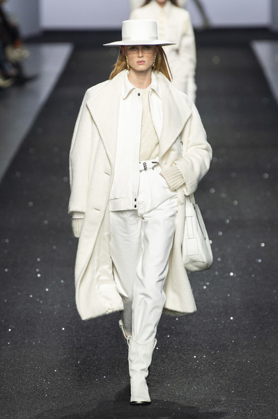 Alberta Ferretti at Milan Fall 2019