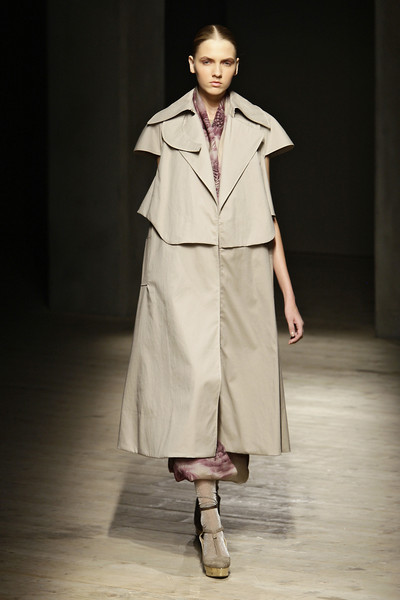 Albino at Milan Spring 2010
