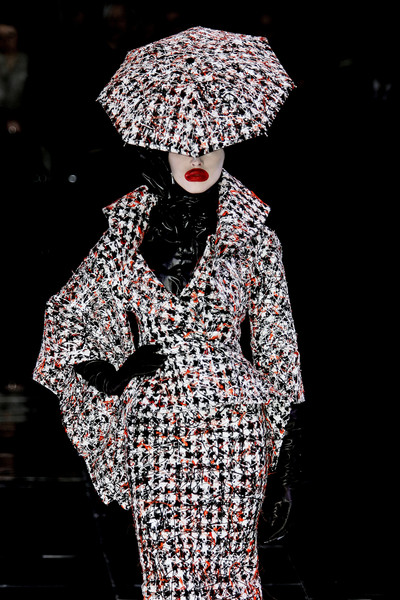 Alexander McQueen at Paris Fall 2009