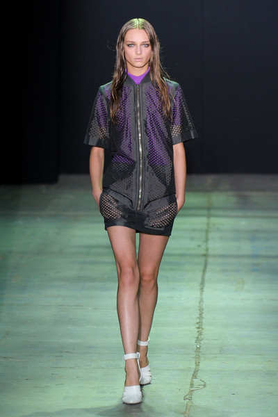 Alexander Wang at New York Spring 2012