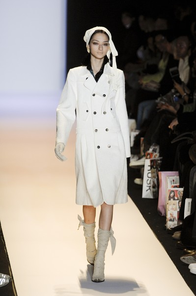 Alexandre Herchcovitch at New York Fall 2007