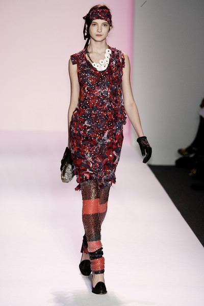 Alexandre Herchcovitch at New York Fall 2009