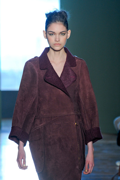Alexandre Herchcovitch at New York Fall 2012