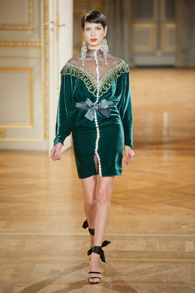 Alexis Mabille at Couture Fall 2012