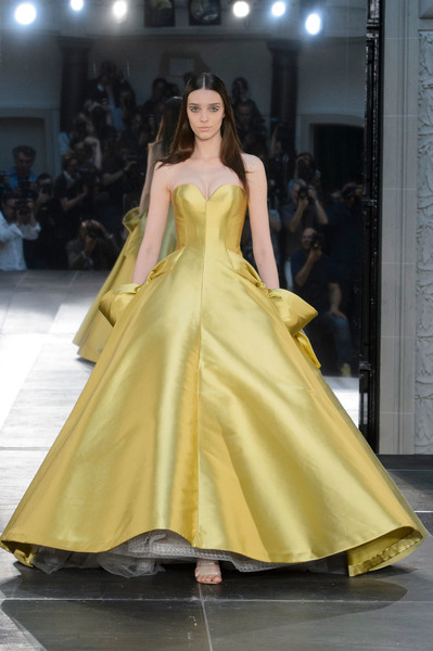Alexis Mabille at Couture Fall 2016