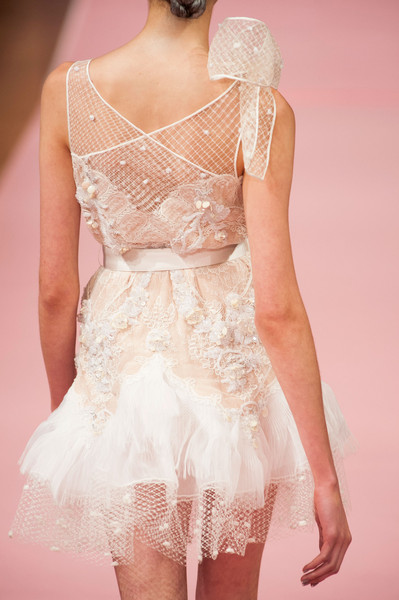 Alexis Mabille at Couture Spring 2013 (Details)