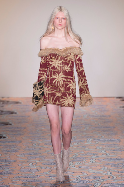 Alice Mccall at New York Fall 2018