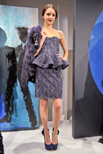 Alice + Olivia at New York Fall 2012