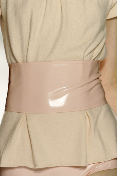 Allude at New York Spring 2010 (Details)
