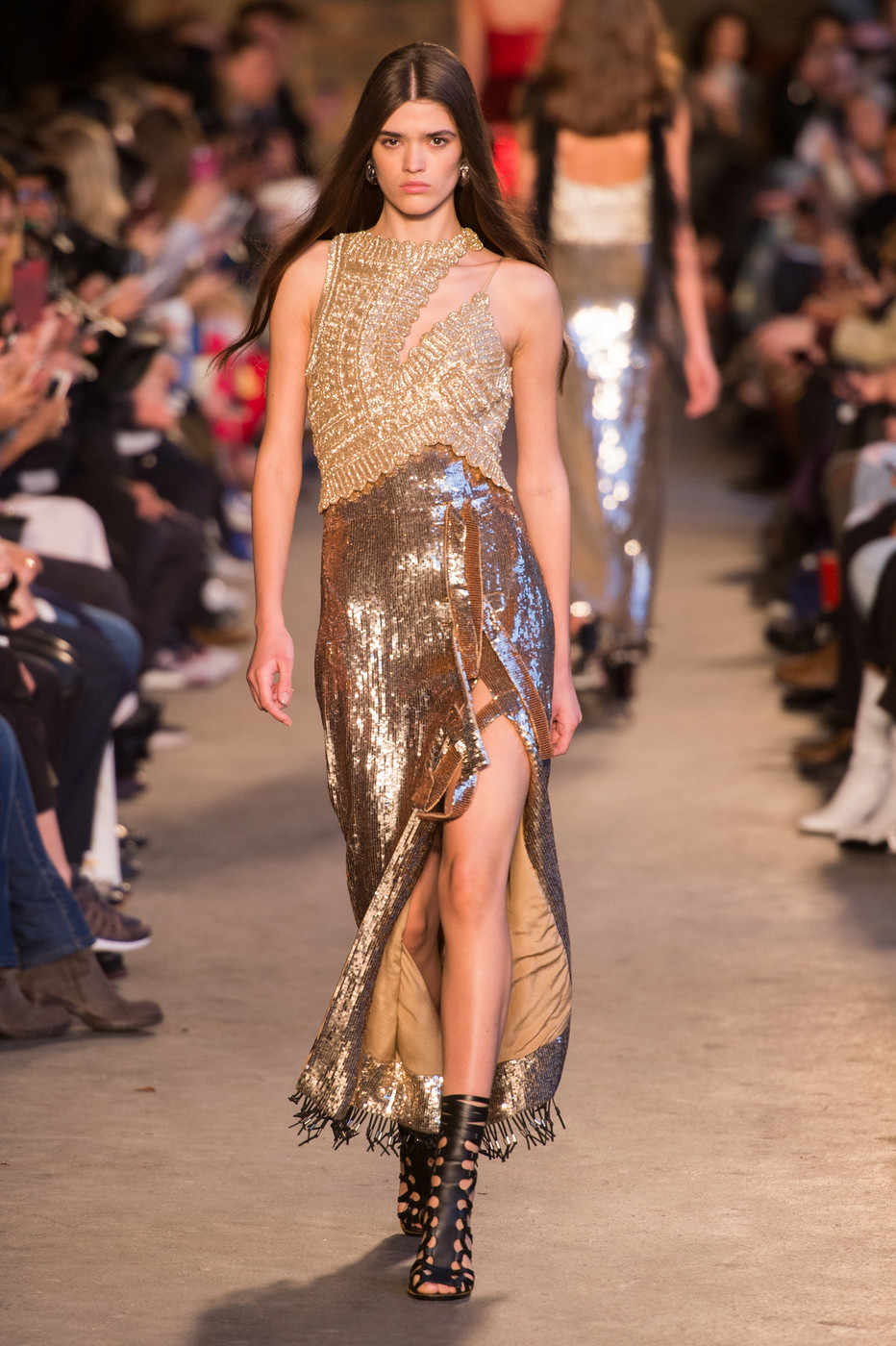 Altuzarra Spring 2018 The Most Beautiful Runway Gowns At Paris Fashion Week Livingly