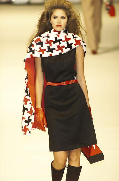 Alviero Martini at Milan Fall 2001