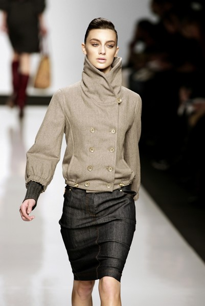 Alviero Martini at Milan Fall 2007
