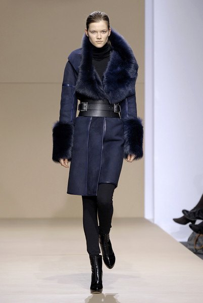 Amanda Wakeley at London Fall 2007