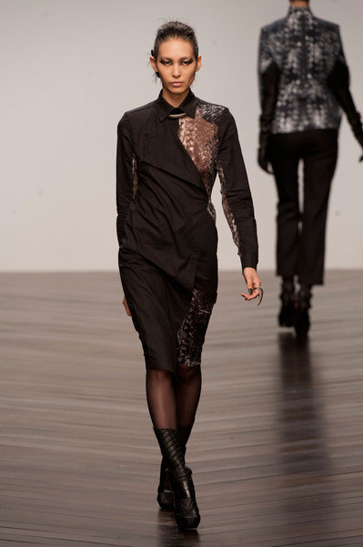 Aminaka Wilmont at London Fall 2013