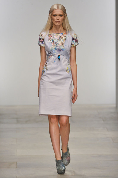 Aminaka Wilmont at London Spring 2012