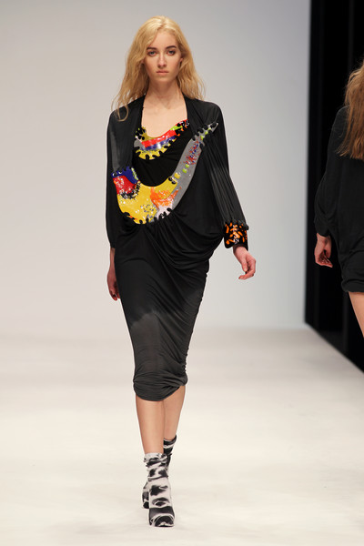 Amy Stephenson at London Fall 2010