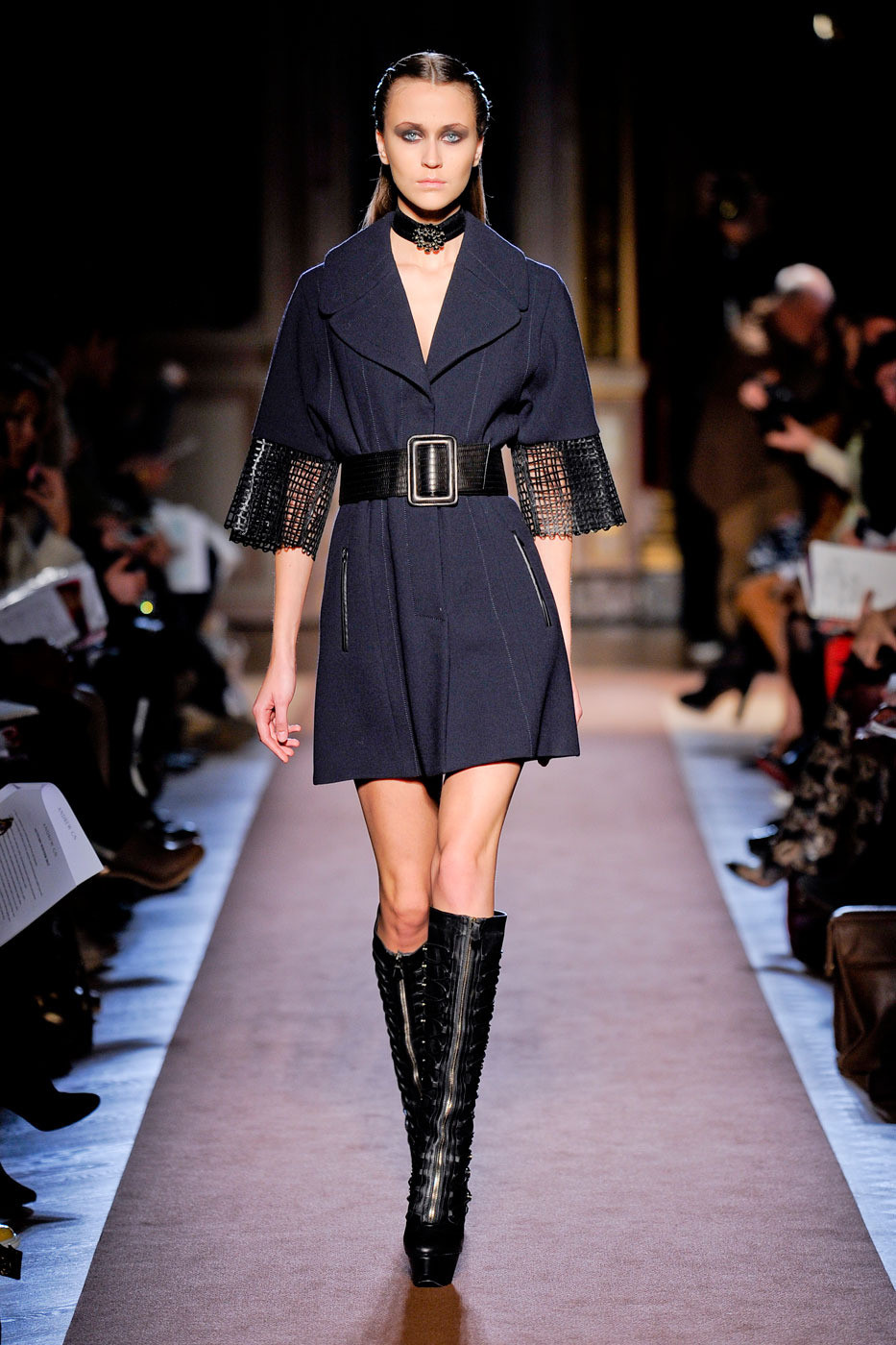 Andrew Gn At Paris Fashion Week Fall 2012 Livingly