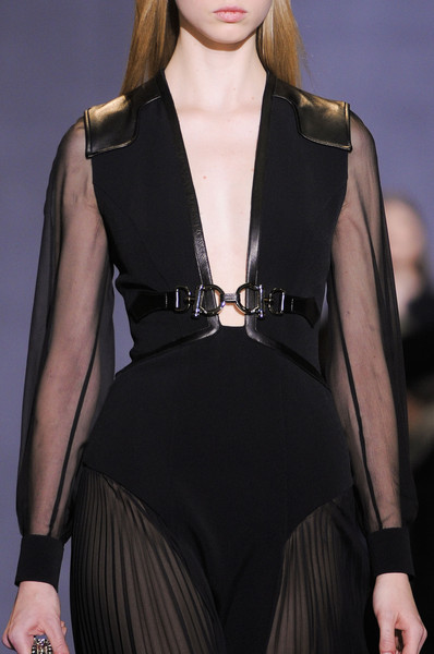 Andrew Gn at Paris Fall 2014 (Details)