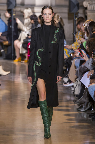 Andrew Gn at Paris Fall 2019