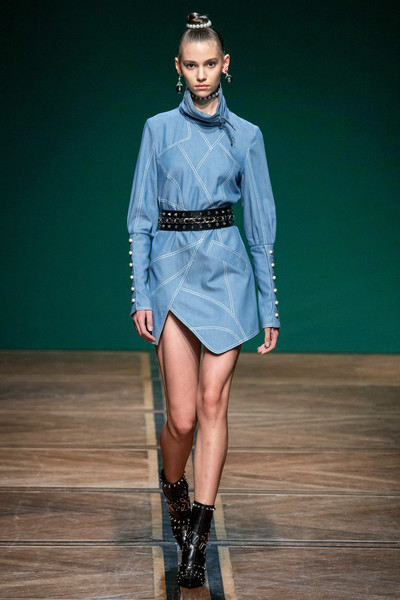 Andrew Gn at Paris Spring 2020