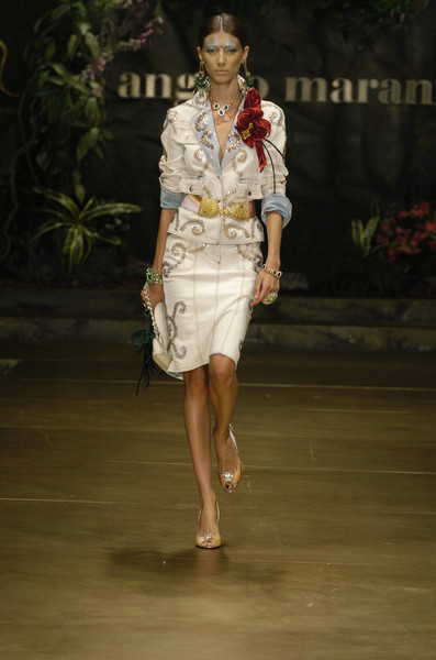 Angelo Marani at Milan Spring 2005