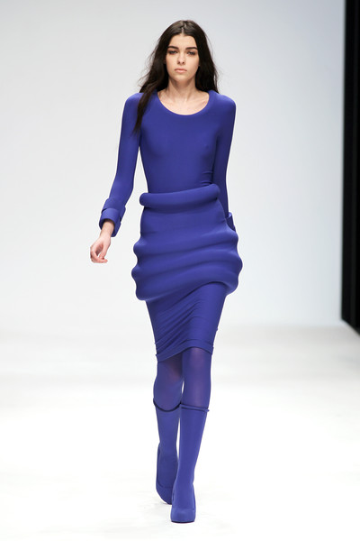 Anja Mlakar at London Fall 2010