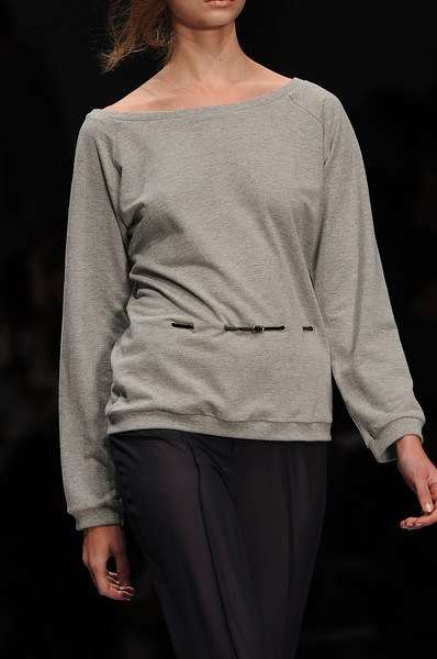 Ann-Sofie Back at London Spring 2012 (Details)