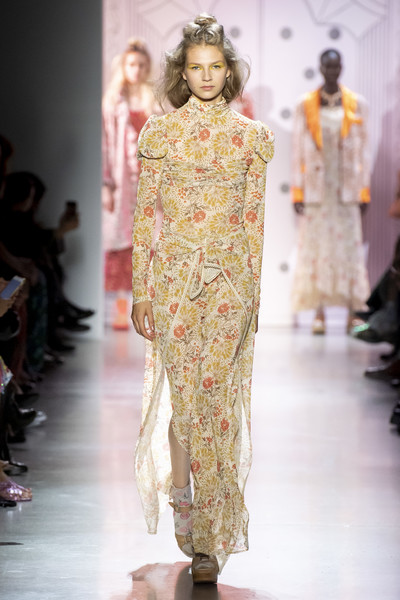 Anna Sui at New York Spring 2020
