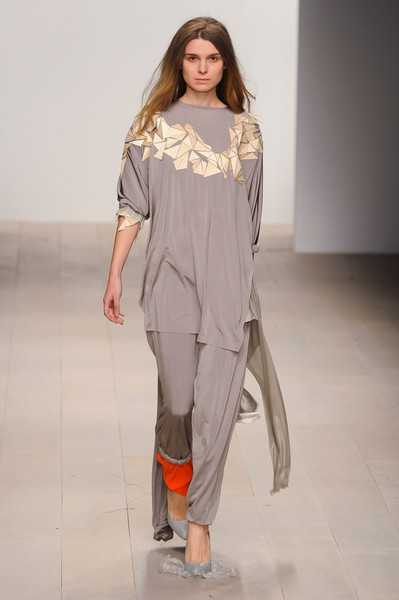 Anne Thorbjornsen at London Fall 2012