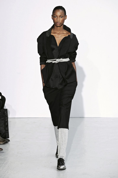 Anne Valérie Hash at Paris Fall 2010