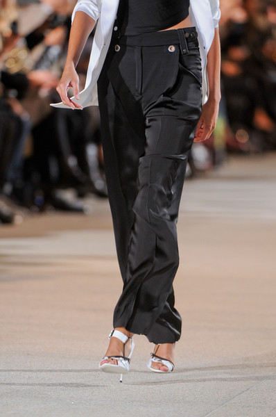 Anthony Vaccarello at Paris Spring 2013 (Details)