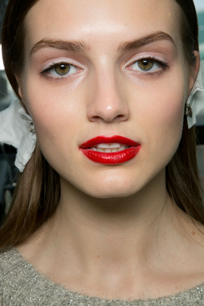 Antonio Berardi at London Fall 2013 (Backstage)
