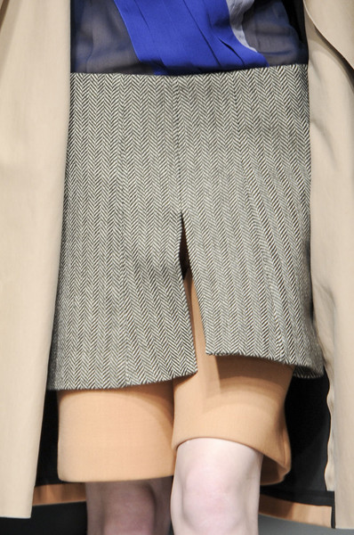 Aquascutum at London Fall 2011 (Details)