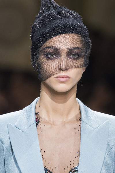 Armani Privé at Couture Fall 2017 (Details)
