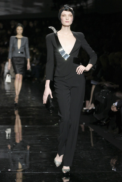 Armani Privé at Couture Spring 2007
