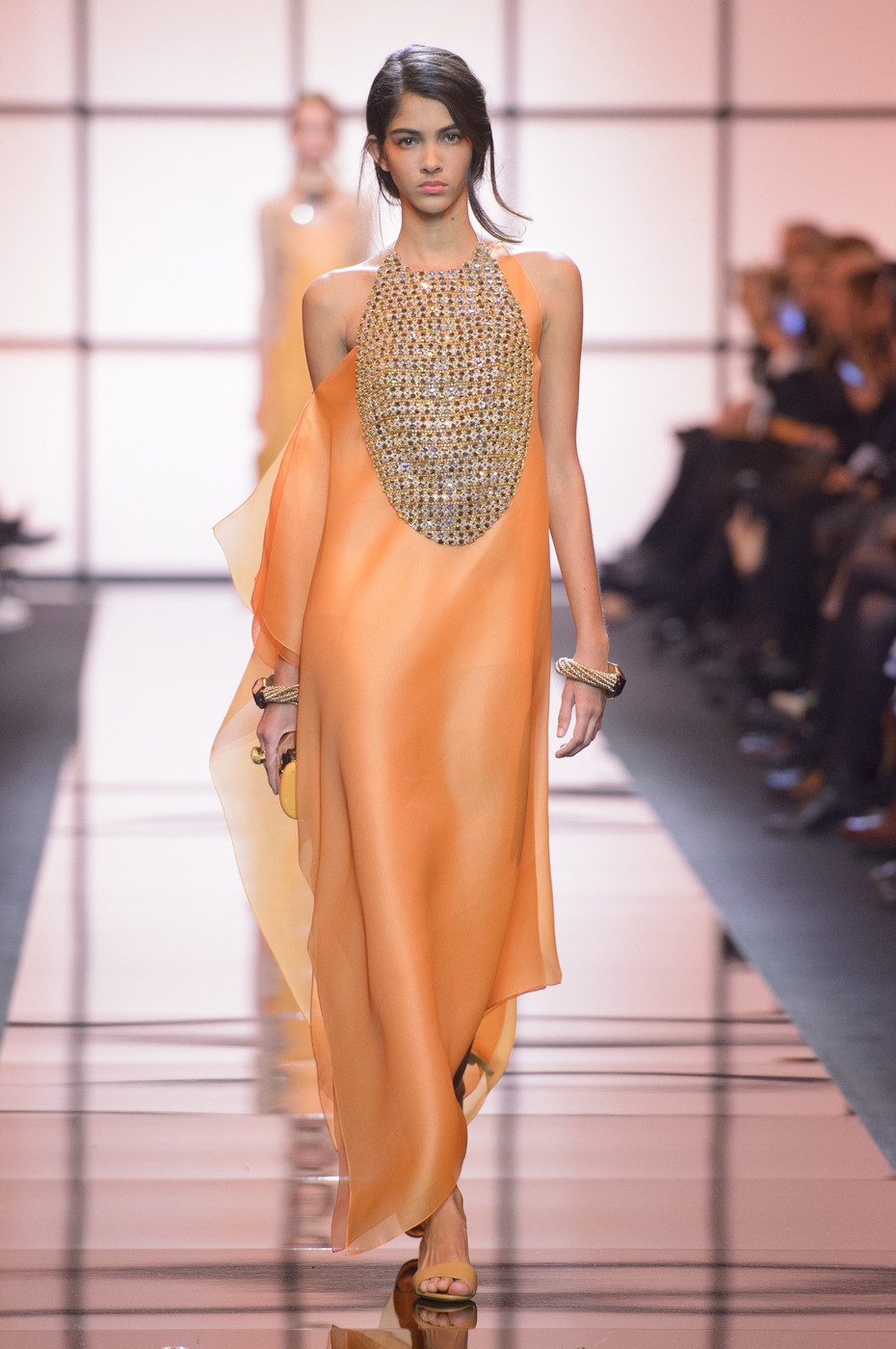 Armani Priv 233 Spring 2017 Couture S Most Beautiful