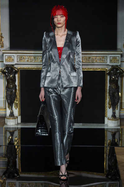 Armani Privé at Couture Spring 2019