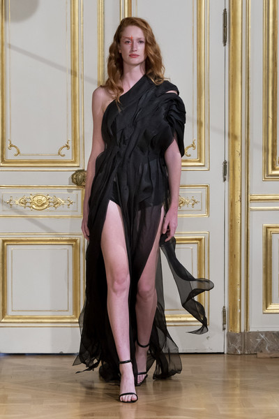 Armine Ohanyan at Couture Fall 2018 [fashion model,fashion,clothing,haute couture,shoulder,dress,leg,long hair,joint,footwear,armine ohanyan,supermodel,couture fall,haute couture,fashion,fashion week,blog,runway,shoulder,fashion show,armine ohanyan paris,fashion show,runway,fashion,paris fashion week,haute couture,blog,supermodel,fashion week]