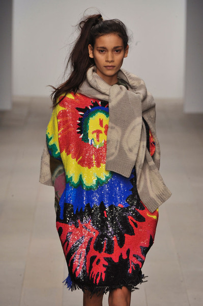 Ashish at London Fall 2012