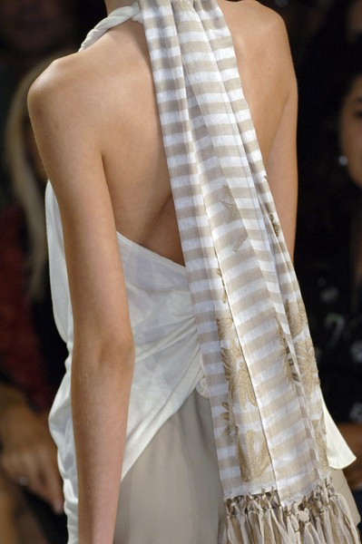 Ashish N Soni at New York Spring 2007 (Details)