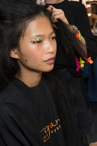 Ashish at London Spring 2016 (Backstage)