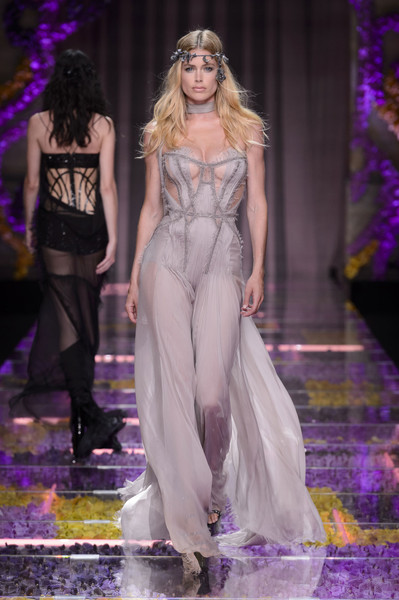 Versace Couture Fall 2015