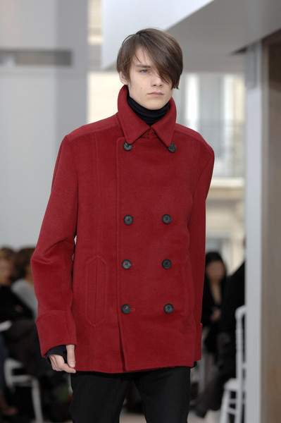 Atsuro Tayama at Paris Fall 2007