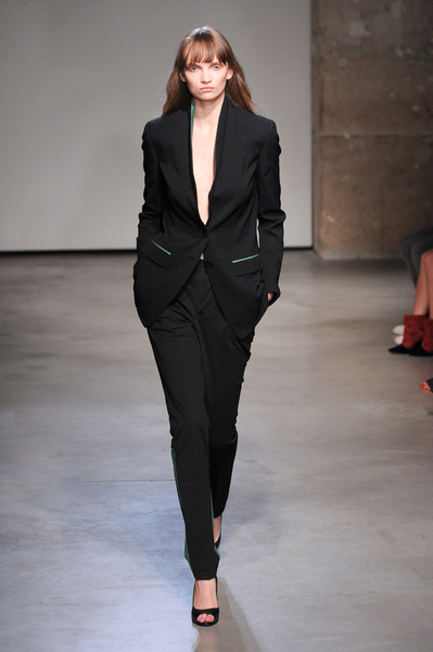 Atsuro Tayama at Paris Spring 2014