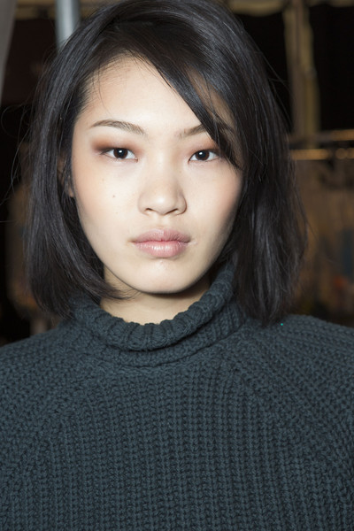 BCBG Max Azria at New York Fall 2013 (Backstage)